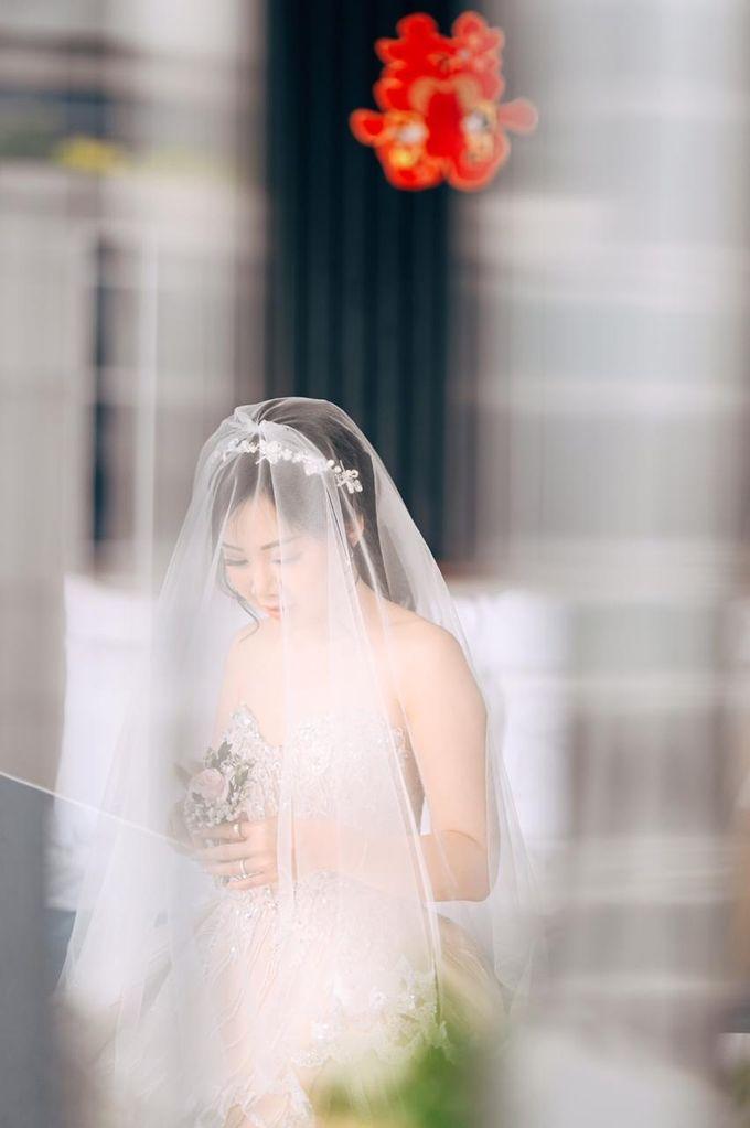 The Wedding of  Permadi & Stephany by Khayim Beshafa One Stop Wedding - 006