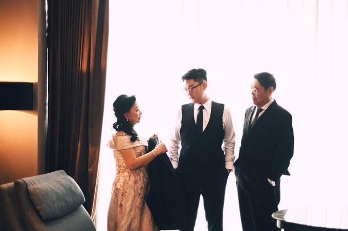 The Wedding of  Permadi & Stephany by Khayim Beshafa One Stop Wedding - 008