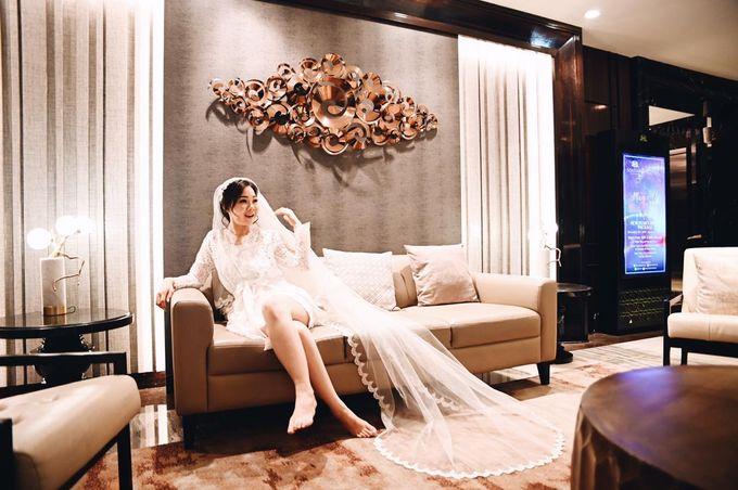 The Wedding of  Permadi & Stephany by Khayim Beshafa One Stop Wedding - 010