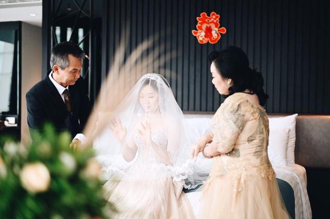The Wedding of  Permadi & Stephany by Khayim Beshafa One Stop Wedding - 007