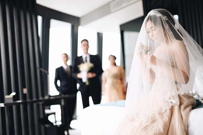 The Wedding of  Permadi & Stephany by Khayim Beshafa One Stop Wedding - 009