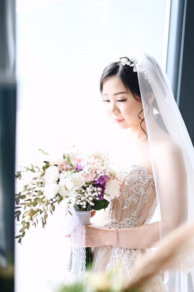 The Wedding of  Permadi & Stephany by Khayim Beshafa One Stop Wedding - 018