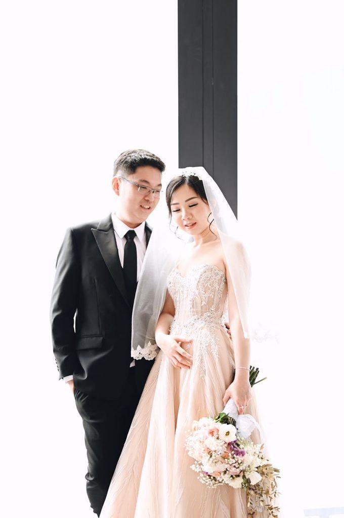 The Wedding of  Permadi & Stephany by Khayim Beshafa One Stop Wedding - 003