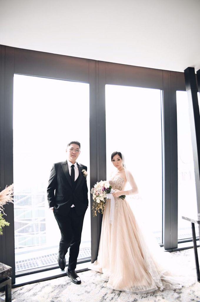The Wedding of  Permadi & Stephany by Khayim Beshafa One Stop Wedding - 017