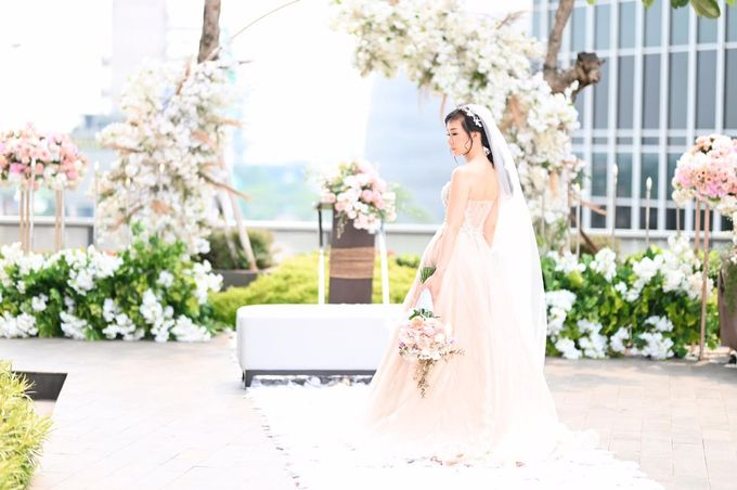 The Wedding of  Permadi & Stephany by Khayim Beshafa One Stop Wedding - 001