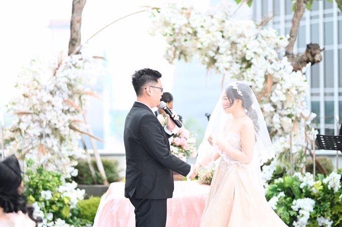 The Wedding of  Permadi & Stephany by Khayim Beshafa One Stop Wedding - 011
