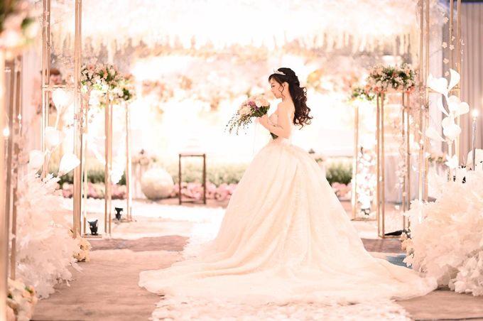 The Wedding of  Permadi & Stephany by Khayim Beshafa One Stop Wedding - 016