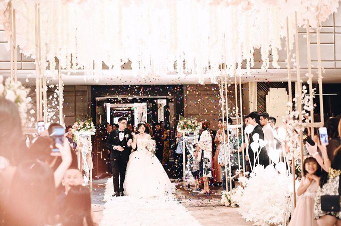 The Wedding of  Permadi & Stephany by Khayim Beshafa One Stop Wedding - 013