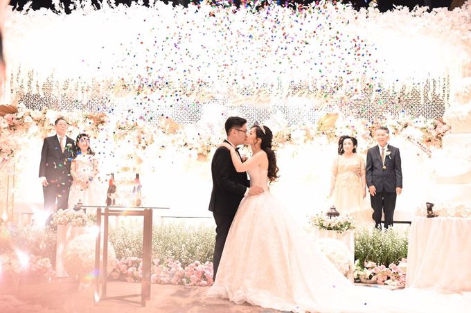 The Wedding of  Permadi & Stephany by Khayim Beshafa One Stop Wedding - 015