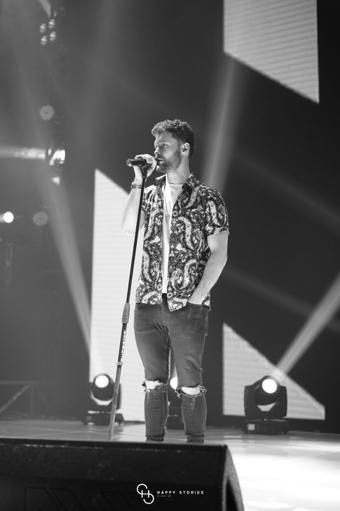 Guest Star: Calum Scott by Artist Booking - Full Color Entertainment  - 009