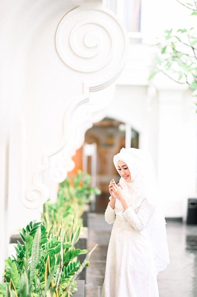 The Wedding of Taufik & Ayu by Khayim Beshafa One Stop Wedding - 002