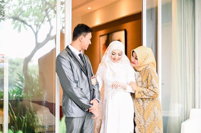 The Wedding of Taufik & Ayu by Khayim Beshafa One Stop Wedding - 005