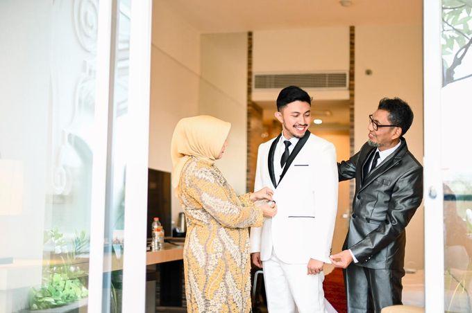 The Wedding of Taufik & Ayu by Khayim Beshafa One Stop Wedding - 006