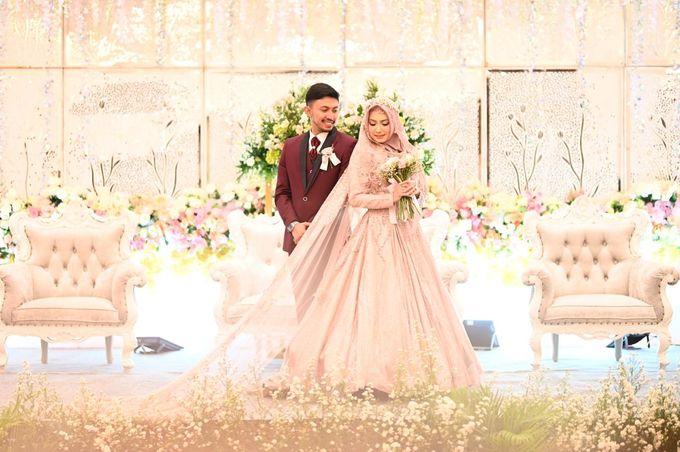 The Wedding of Taufik & Ayu by Khayim Beshafa One Stop Wedding - 019