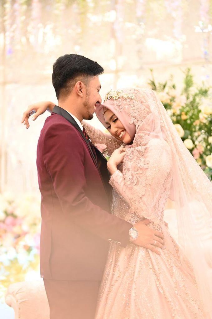 The Wedding of Taufik & Ayu by Khayim Beshafa One Stop Wedding - 001