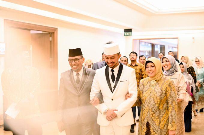 The Wedding of Taufik & Ayu by Khayim Beshafa One Stop Wedding - 007