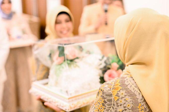 The Wedding of Taufik & Ayu by Khayim Beshafa One Stop Wedding - 008