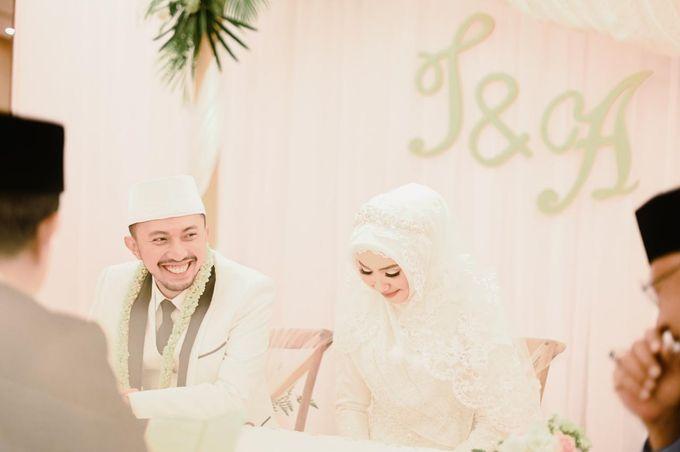 The Wedding of Taufik & Ayu by Khayim Beshafa One Stop Wedding - 009