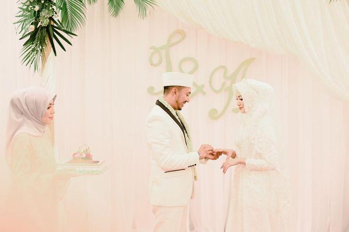 The Wedding of Taufik & Ayu by Khayim Beshafa One Stop Wedding - 011