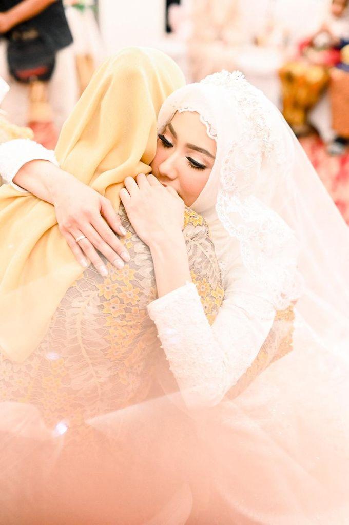 The Wedding of Taufik & Ayu by Khayim Beshafa One Stop Wedding - 014