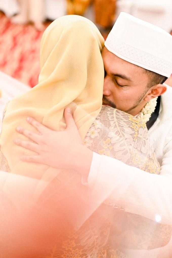The Wedding of Taufik & Ayu by Khayim Beshafa One Stop Wedding - 015