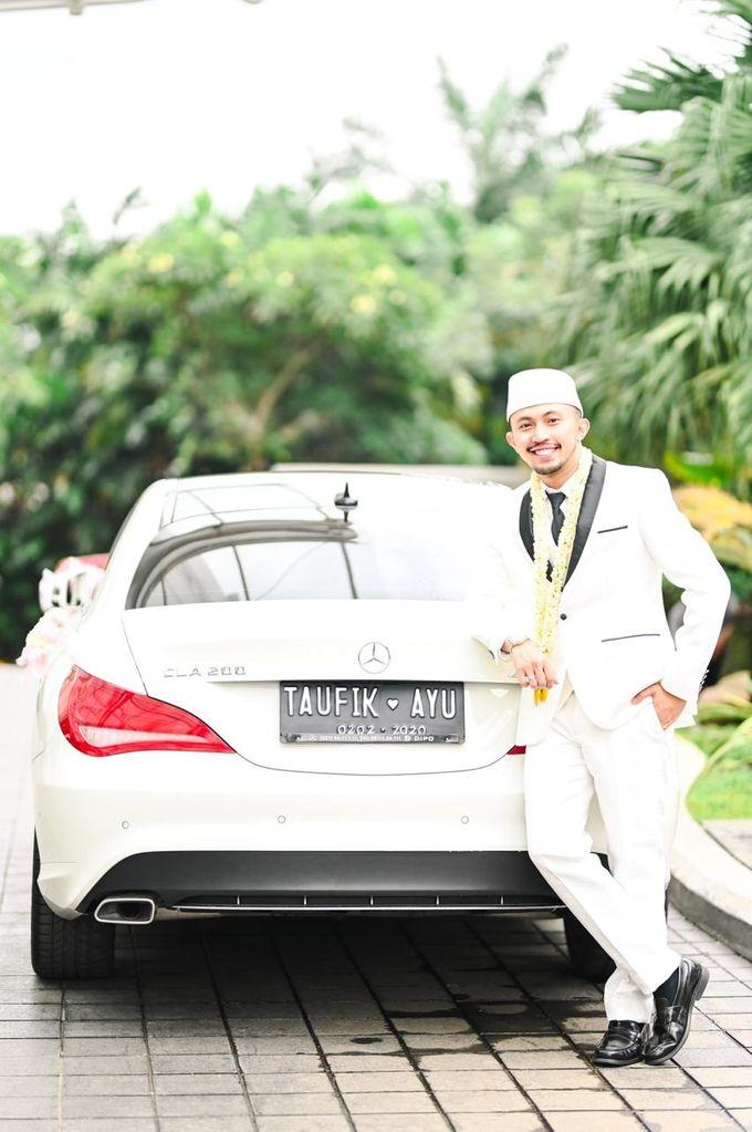 The Wedding of Taufik & Ayu by Khayim Beshafa One Stop Wedding - 017