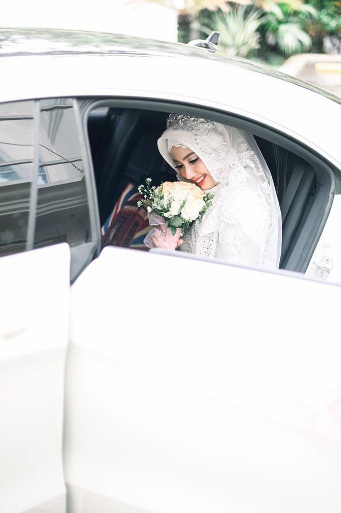 The Wedding of Taufik & Ayu by Khayim Beshafa One Stop Wedding - 016