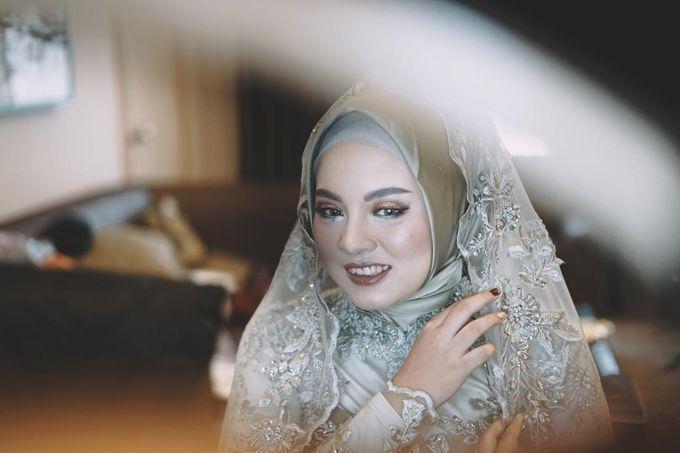 The Wedding of Anung & Silvi by Khayim Beshafa One Stop Wedding - 010