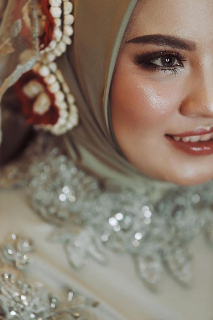 The Wedding of Anung & Silvi by Khayim Beshafa One Stop Wedding - 006