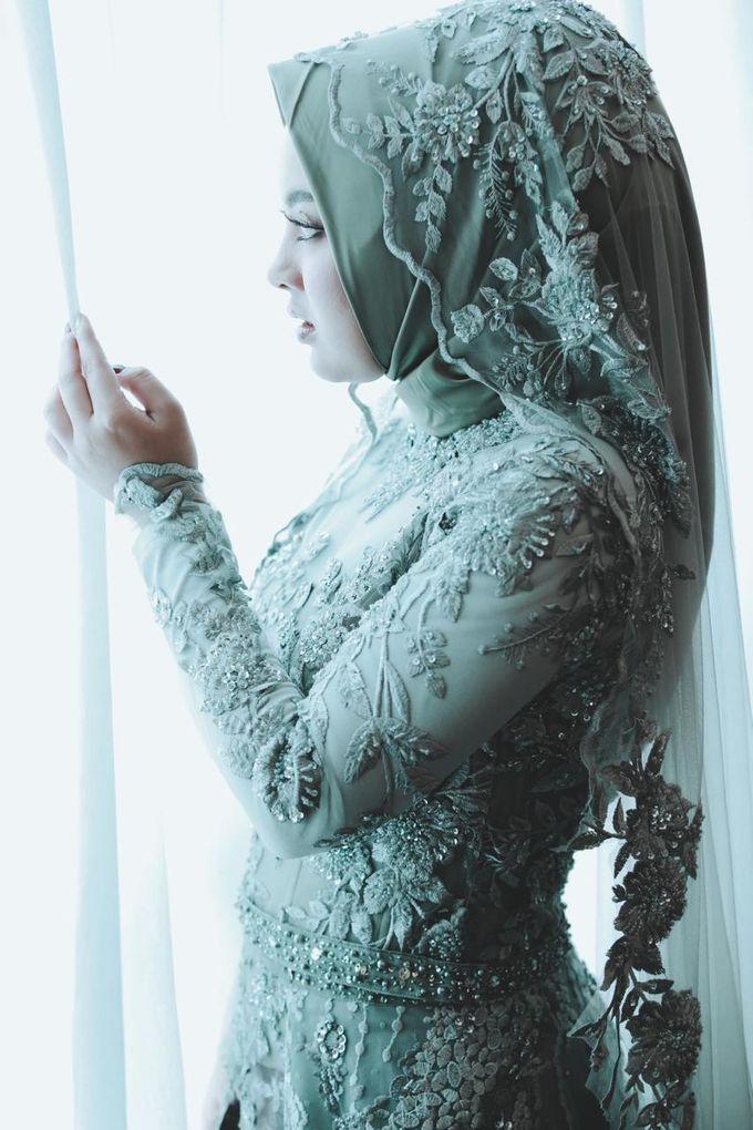 The Wedding of Anung & Silvi by Khayim Beshafa One Stop Wedding - 014