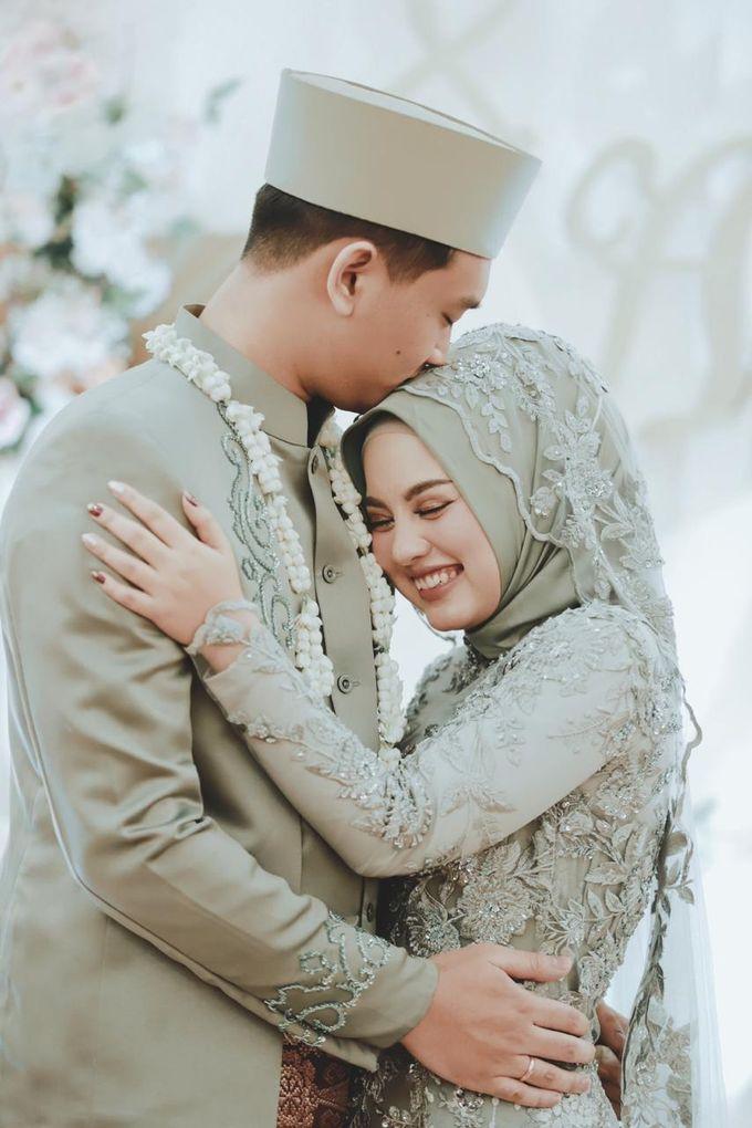 The Wedding of Anung & Silvi by Khayim Beshafa One Stop Wedding - 001