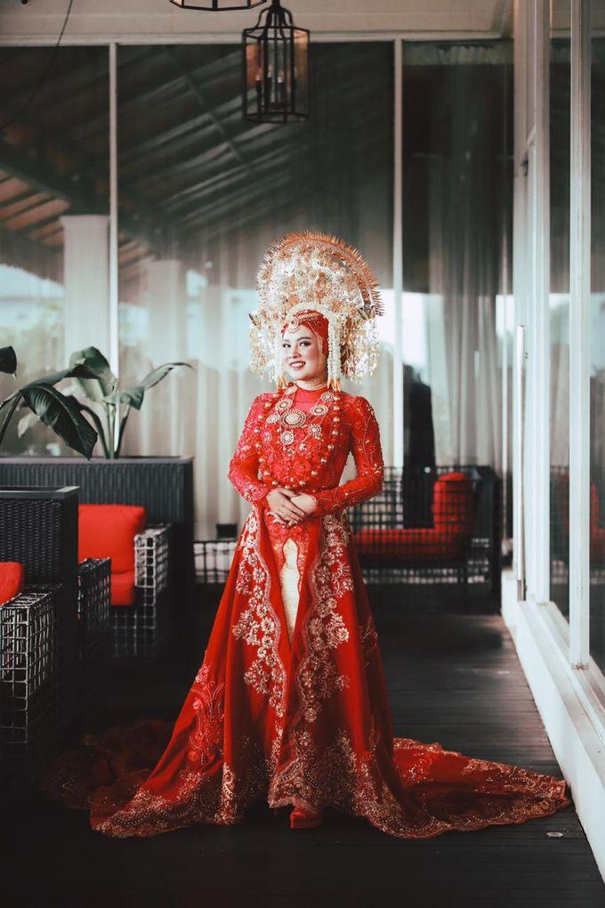 The Wedding of Anung & Silvi by Khayim Beshafa One Stop Wedding - 009