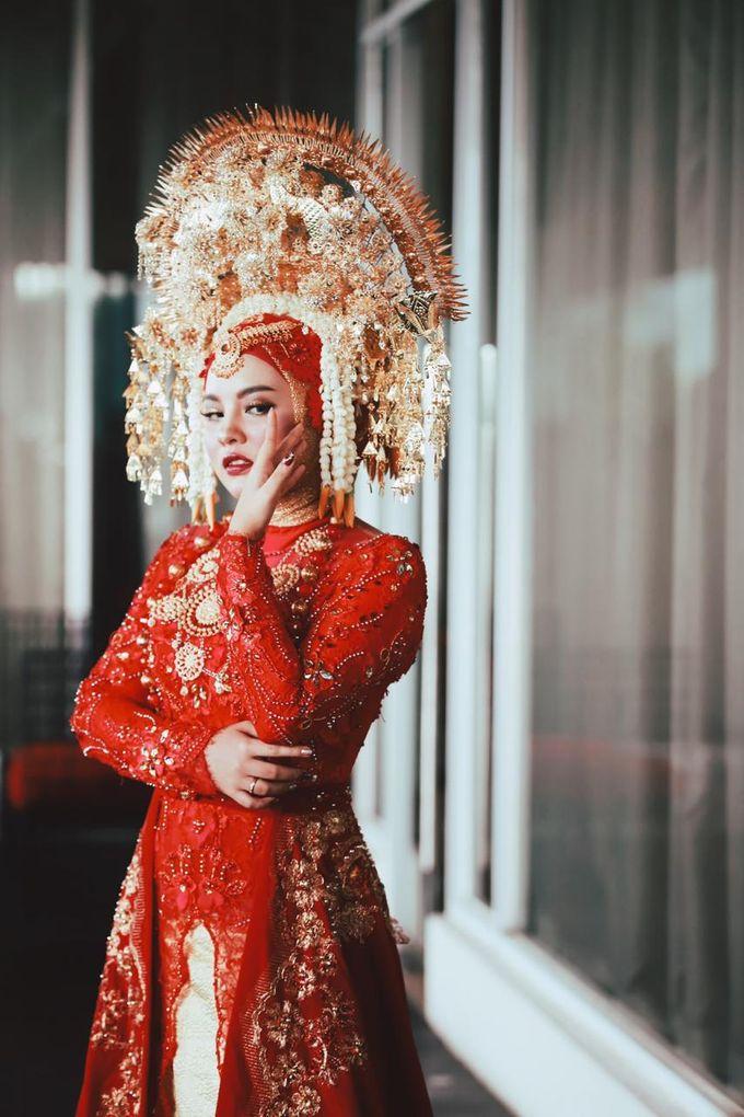 The Wedding of Anung & Silvi by Khayim Beshafa One Stop Wedding - 013