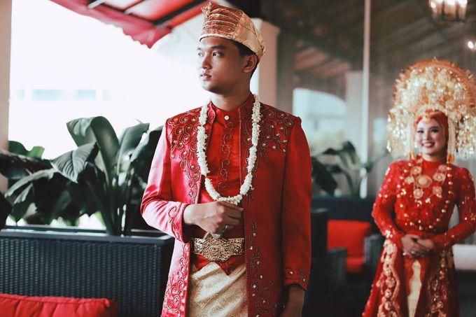 The Wedding of Anung & Silvi by Khayim Beshafa One Stop Wedding - 011