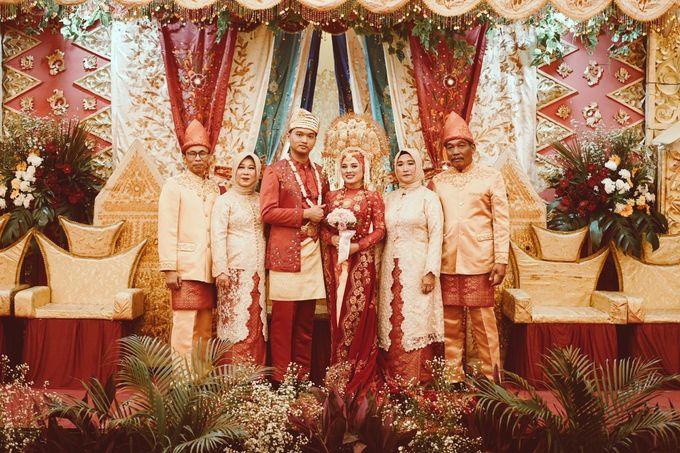 The Wedding of Anung & Silvi by Khayim Beshafa One Stop Wedding - 016