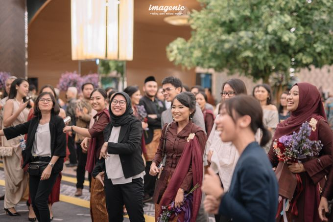 IKK WEDDING PLANNER AND ORGANIZER by  Menara Mandiri by IKK Wedding (ex. Plaza Bapindo) - 008