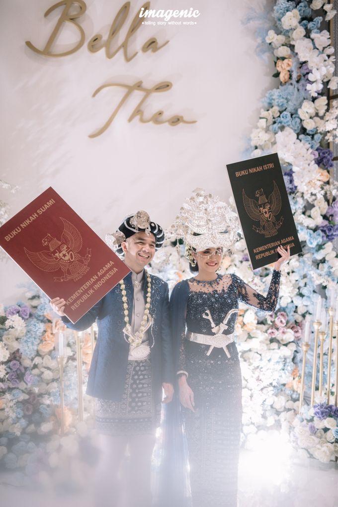 Bella Theo Wedding Day by Chandira Wedding Organizer - 045