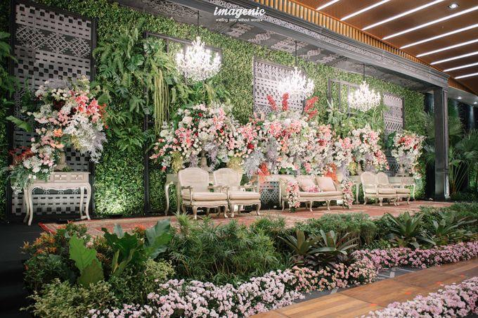 Menara Mandiri 10th Floor - Mandailing Wedding by IKK Wedding Venue - 003