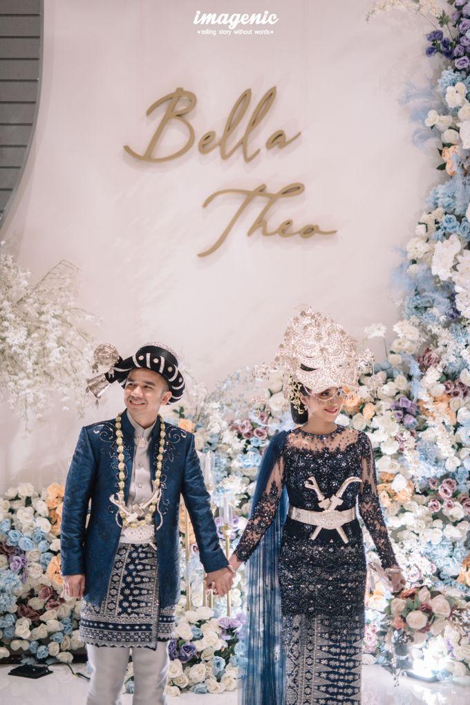 Bella Theo Wedding Day by Chandira Wedding Organizer - 040