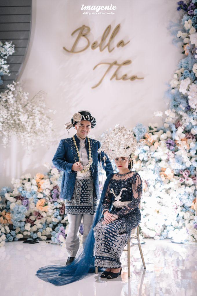 Bella Theo Wedding Day by Chandira Wedding Organizer - 012