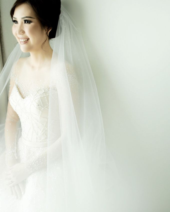 Revie & Widarti - Wedding Day by Wong Hang Distinguished Tailor - 007