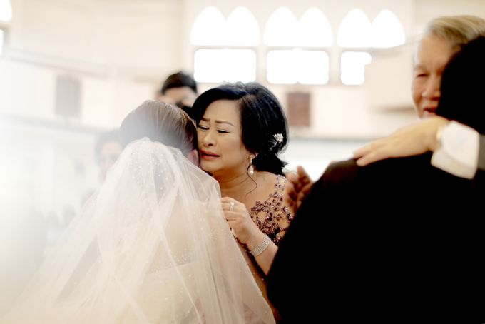 Revie & Widarti - Wedding Day by Wong Hang Distinguished Tailor - 014