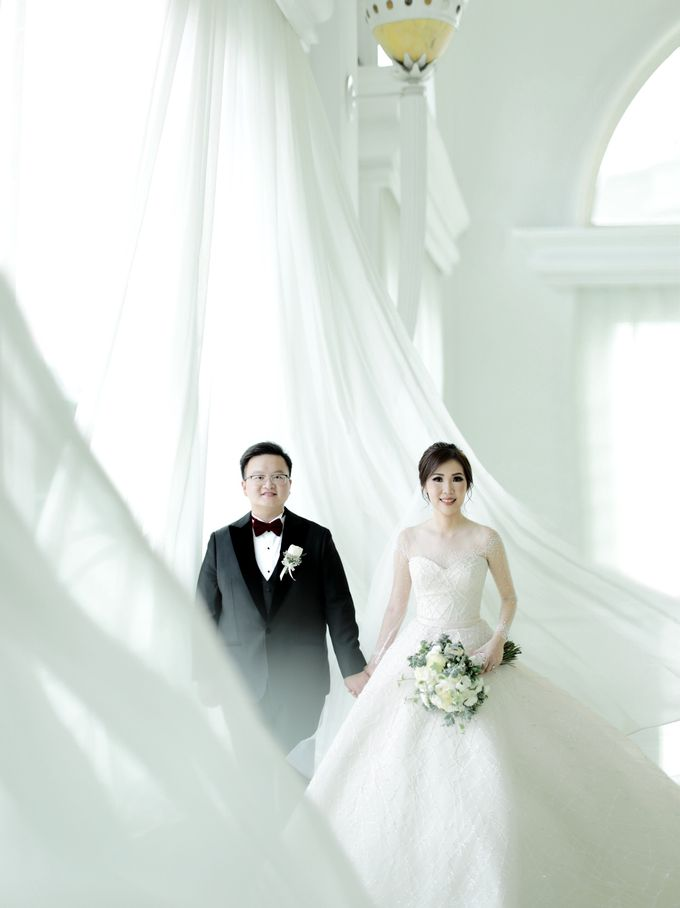 Revie & Widarti - Wedding Day by Wong Hang Distinguished Tailor - 019