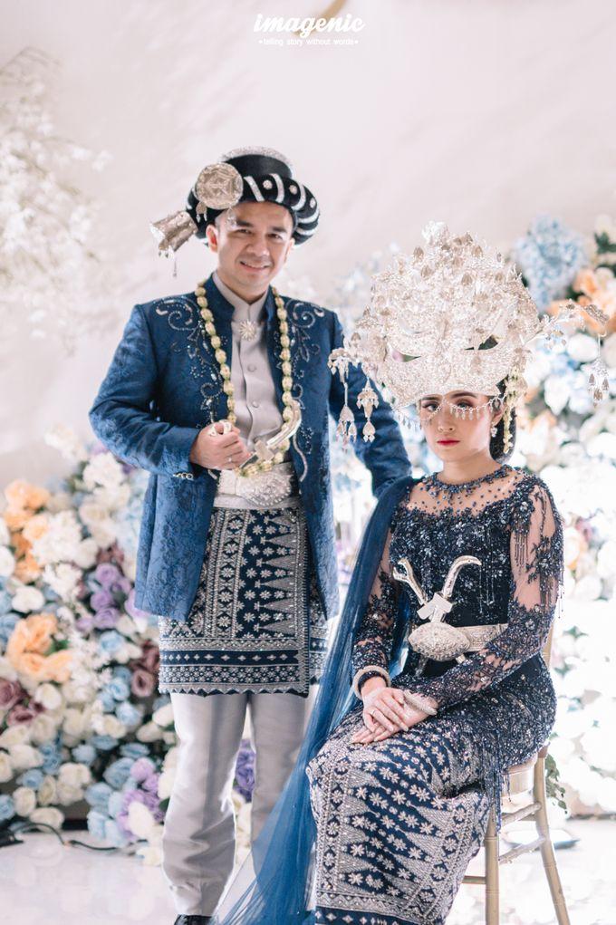 Bella Theo Wedding Day by Chandira Wedding Organizer - 005