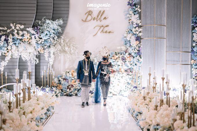 Bella Theo Wedding Day by Chandira Wedding Organizer - 006