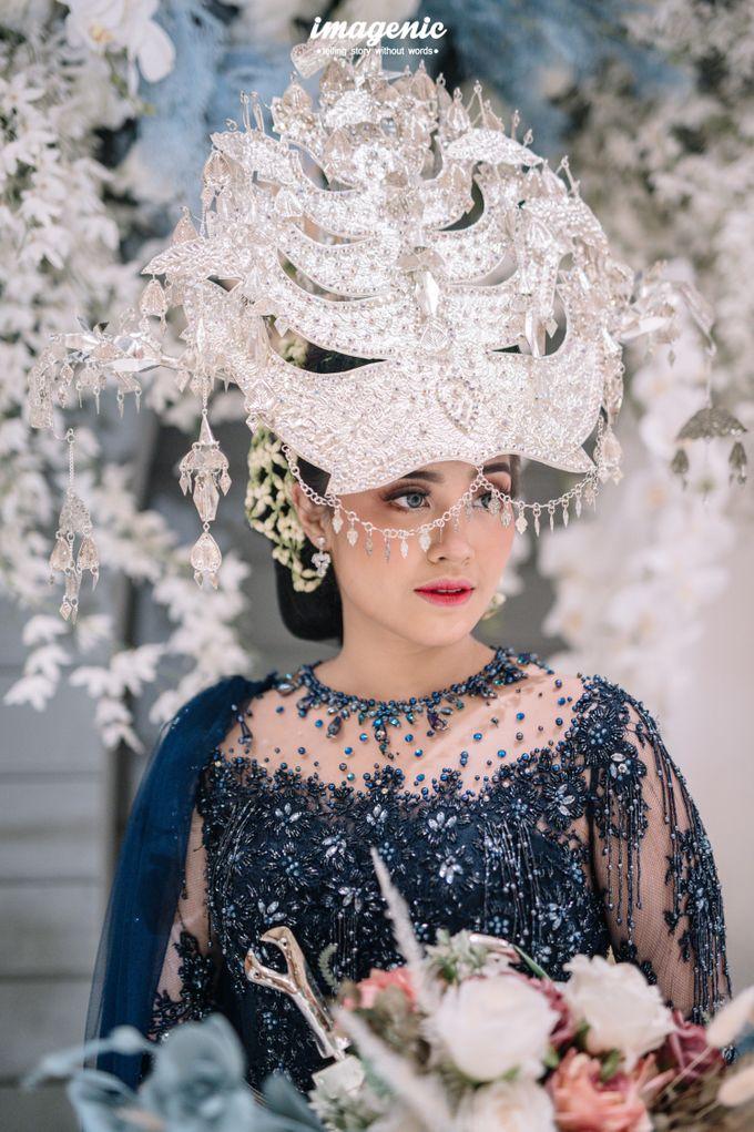 Bella Theo Wedding Day by Chandira Wedding Organizer - 007
