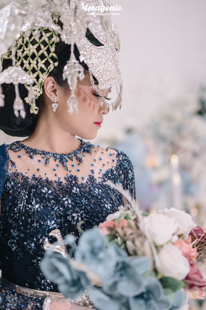 Bella Theo Wedding Day by Chandira Wedding Organizer - 003