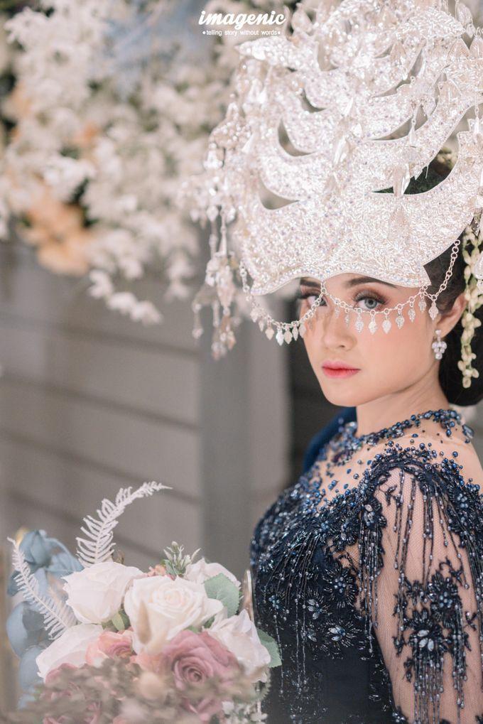 Bella Theo Wedding Day by Chandira Wedding Organizer - 039