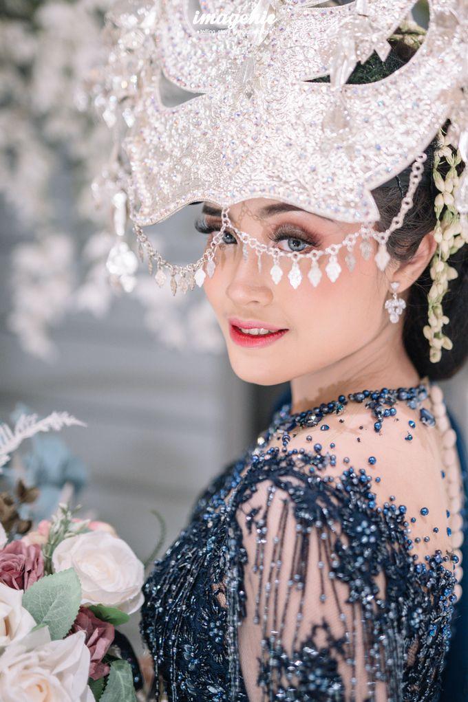 Bella Theo Wedding Day by Chandira Wedding Organizer - 001