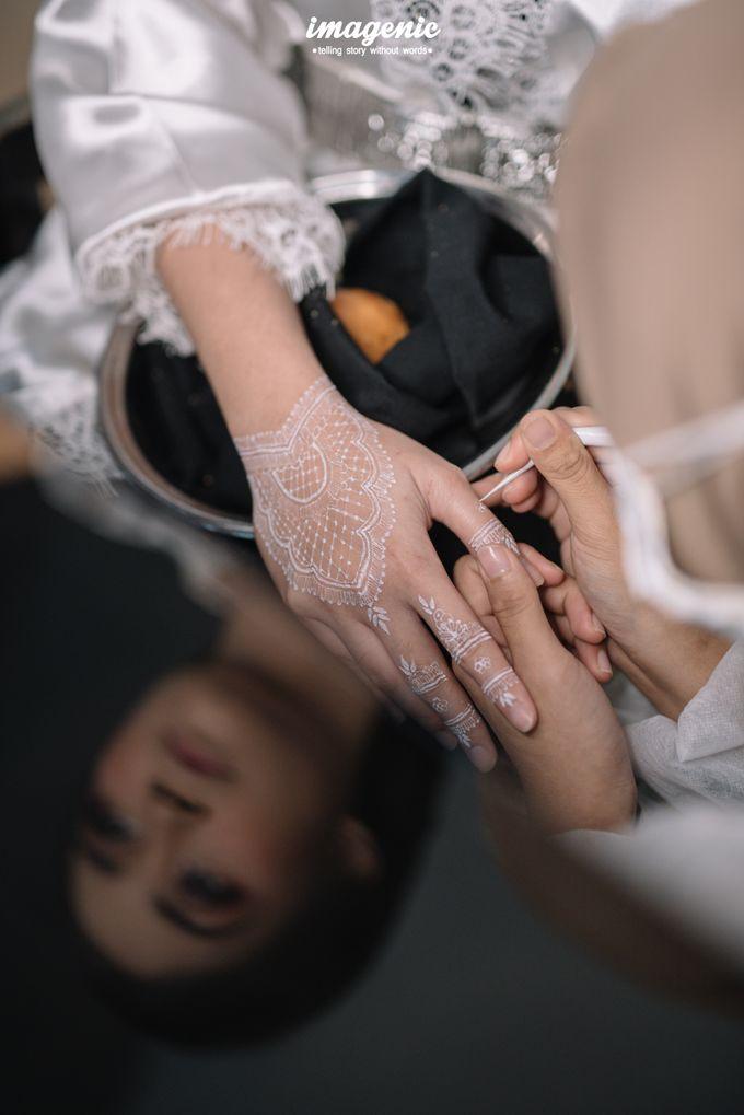 Bella Theo Wedding Day by Chandira Wedding Organizer - 050
